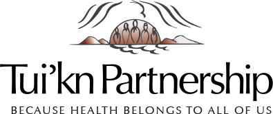 Tui'kin Partnership | Because Health Belongs To All Of Us